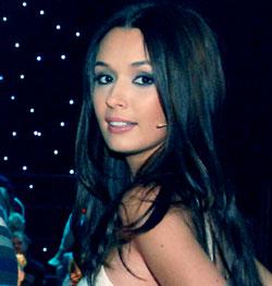 Лиза Ющенко поучаствовала в шоу как зритель.