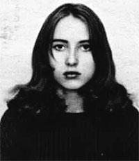Красавица Надежда Буравцова только-только отметила 16-летие...