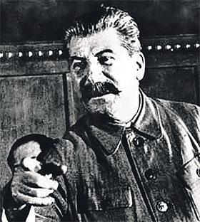 Сталин - взять без документов деньги в Госбанке.