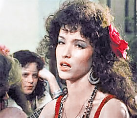 Роль Маританны стала звездной для Анны Самохиной.