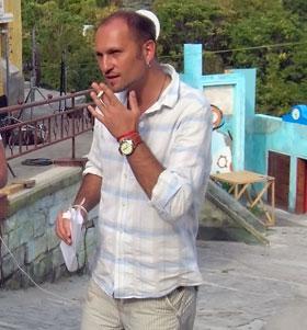Стеколенко пришел в большое кино из клипмейкерства.