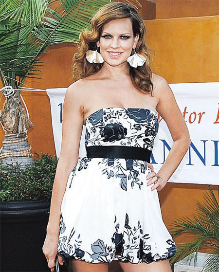 Наташа Алам успела и замужем за принцем побывать, и стать голливудской актрисой.