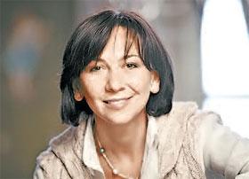 Заместитель министра по делам семьи и молодежи Татьяна Кондратюк.
