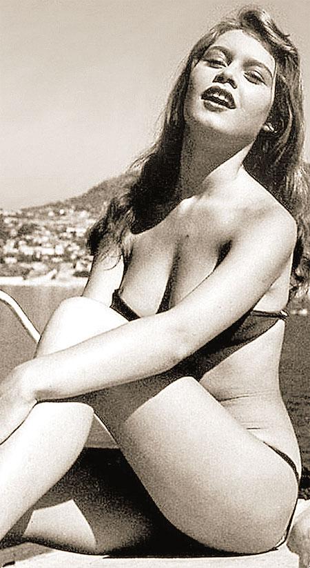 Брижит называли «французским ответом итальянским красоткам».