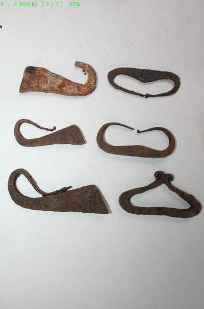 Коллекцию скифских древностей отдадут в музей. Фото предоставлено пресс-службой областного управления СБУ