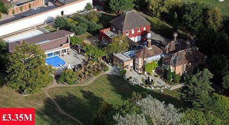 В этом доме Гринт живет со своими родителями. Фото: http://www.dailymail.co.uk.