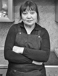Вдова певца Татьяна так и не получила ответа на вопрос: кто убил ее мужа? Фото Олега РУКАВИЦЫНА.