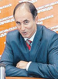 Сафар Гамидов.