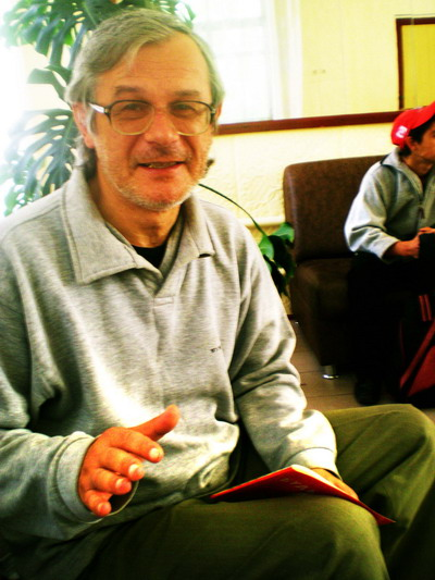 Владимир Заиченко. Фото автора.