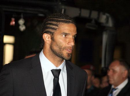 39-летний вратарь англичан Дэвид Джеймс.