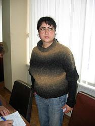 Аня МУРУГОВА.