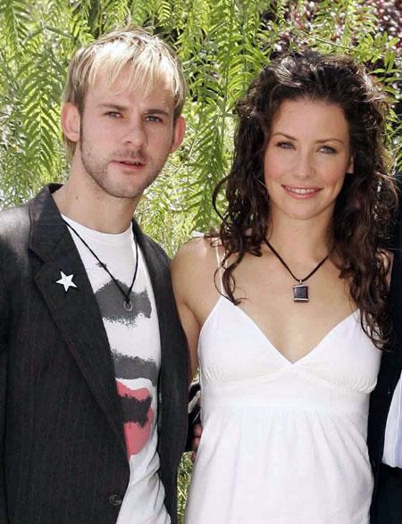 Ради партнера по фильму Доминика Монагана (на фото) актриса бросила мужа-хоккеиста.