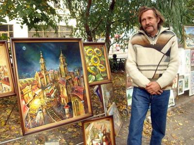 Виктор Шамычков любит «трудные» заказы.
