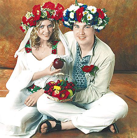 Супруг Русланы счастлив, что его жена стала невестой года.