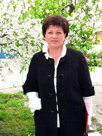 Наталья Устинова.