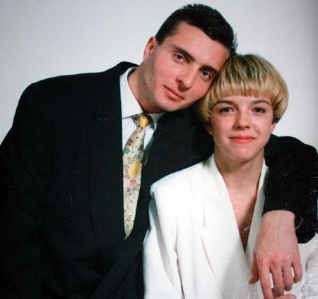 Ира и Олег Бочай расписались через две недели после знакомства.