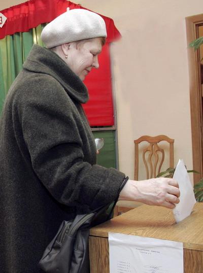 В 2010 году горожане прийдут в избирательные участки минимум дважды. Фото из архива «КП».