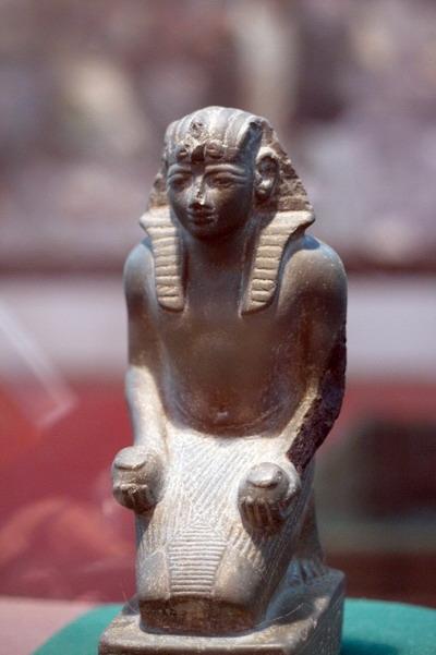 Один Рамсес хранится у нас, второй – в Каирском музее древности.