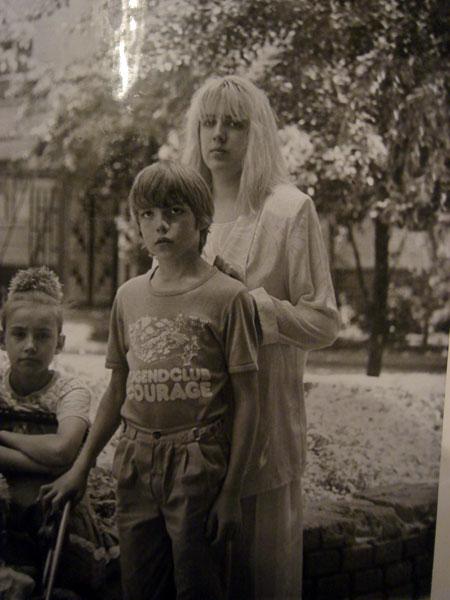 Степан обожал старшую сестру Лизу и был потрясен ее гибелью.