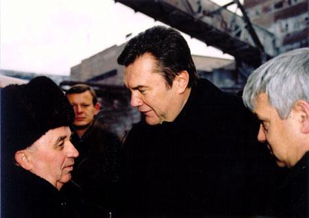За время губернаторства Януковича Донбасс из депрессивного региона превратился в финансовый центр Украины.