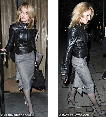 В 51 год Мадонна выглядит на 25. Фото: MATRIXPHOTOS.COM.