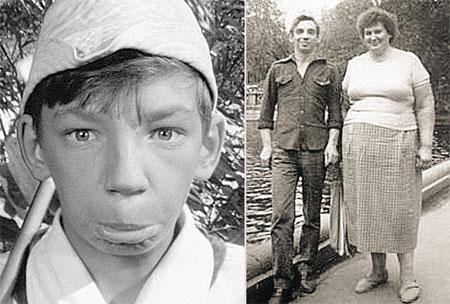 Славу Царева – мальчика с сачком - называли вторым Савелием Крамаровым и пророчили ему будущее комедийного актера. Увы, он снялся только у Тарковского в «Андрее Рублеве» (роль Андрейки), и все. Потом работал грузчиком и умер от алкоголизма в 55 лет. На фо