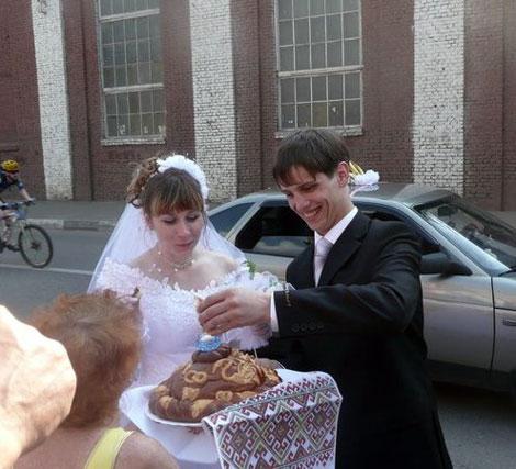 Василий и Елена были счастливы несмотря на разницу в возрасте (жена на 5 лет старше).