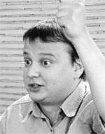 Константин Ворончихин - один из авторов «Большой разницы».
