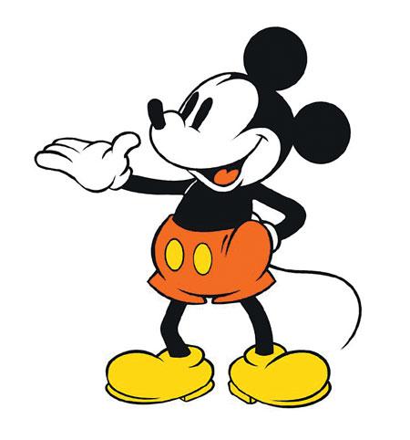 Микки-Маус – символ «маленького человека».