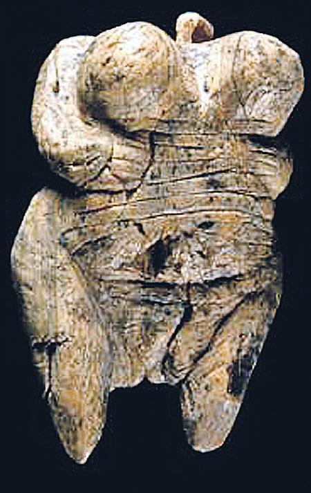 «Венера» из каменного века: знойная женщина, мечта поэта...