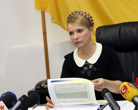 Чтобы снизить опасность пандемического гриппа для населения Украины, Юлия Тимошенко намерена убедить граждан принять участие в массовой вакцинации.