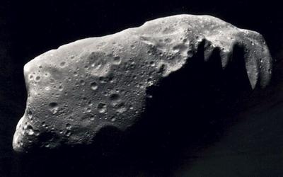 Одна из малых планет, которую пронаблюдали наши астрономы: