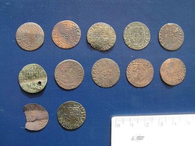 Фальшивые полтораки изготовили мастера, хорошо знакомые с монетным делом.