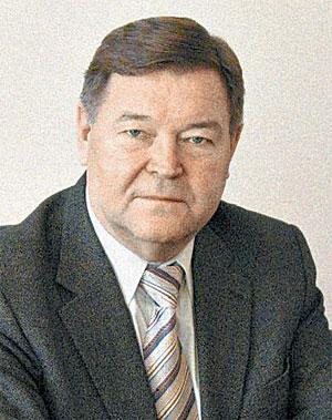 Профессор Виктор Мариевский.