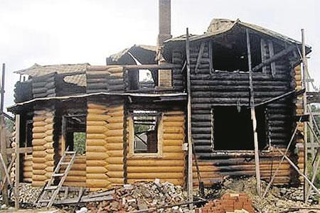 Над Гошей Куценко навис злой рок. В 2006 году спалили дом на Валдае. Сейчас - новая трагедия...