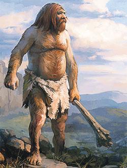 Нечто привлекательное в этих парнях - неандертальцах, - наверное, было.