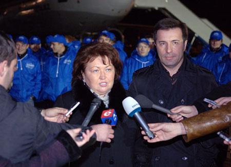 Татьяна Бахтеева: - На борьбу с эпидемией нужно выделить миллиард гривен.
