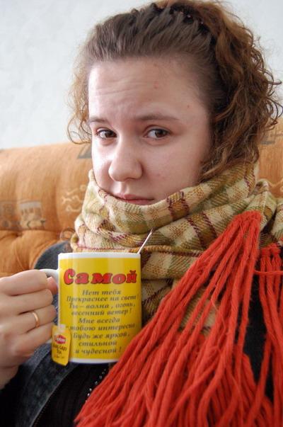 Вот и думай теперь, простудилась на улице или у себя дома. Фото Ирины МАКУШИНСКОЙ.