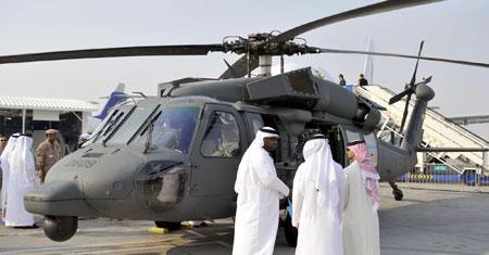Авиасалон в Дубае - один из самых представительных в мире.