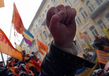 В 2005-м избиратели сказали Виктору Ющенко «ТАК!».