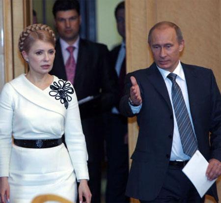 Из всех украинских политиков Москва предпочитает иметь дело с главой правительства.