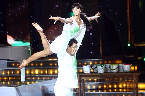 Никитин и Тришина стали звездами на танцполе, а их подопечная будет блистать на радио.