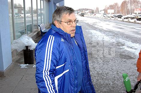 А вот администратор клуба Александр Чубаров был возмущен отношением Рубина! Фото: ШЕВЕЛЕВ Михаил.