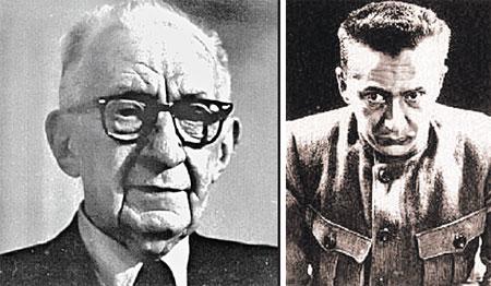Таким Керенского Генрих Боровик увидел и сфотографировал в ноябре 1966-го в Нью-Йорке. Бывшему главе Временного правительства России тогда было 85 лет. А таким (на фото справа) Александр Федорович был в 1917 году.