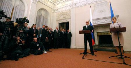 На саммите СНГ в Ялте Путин признал, что Украина перестала быть первым среди стран содружества торговым партнером России.