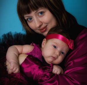 Ольга и Надежда.