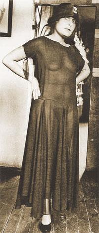 Лиля Брик прожила 87 лет. До конца жизни у нее были любовники.