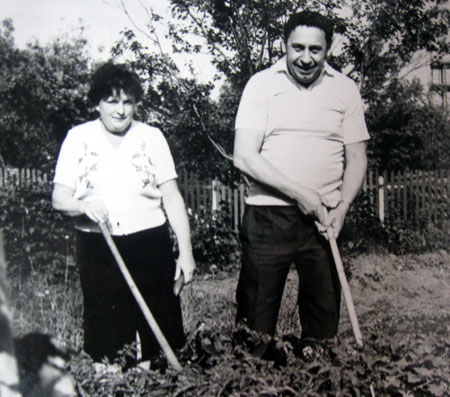 Праздники и будни семейства Касьян
