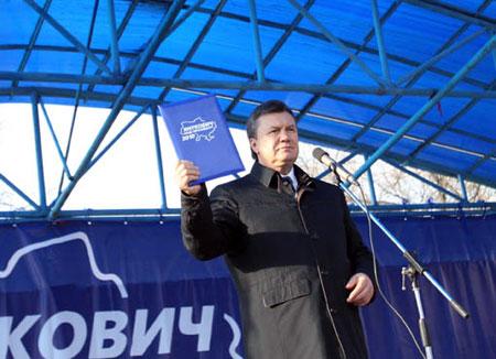 Политик пообещал, что его программа поможет вдохнуть жизнь в Одесской области.
