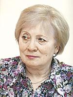 Наталия Бородачева.